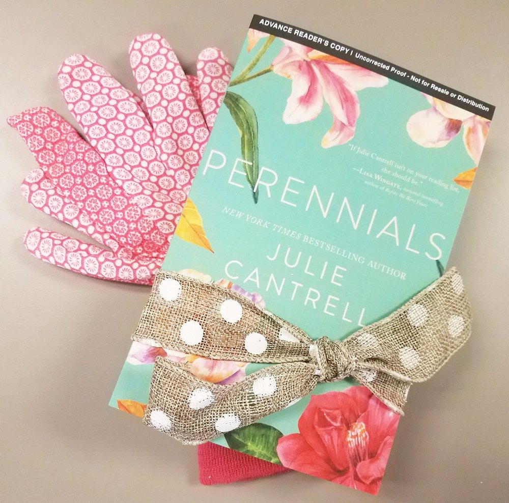 PERENNIALS hits shelves Nov. 14.      Pre-Order Today!