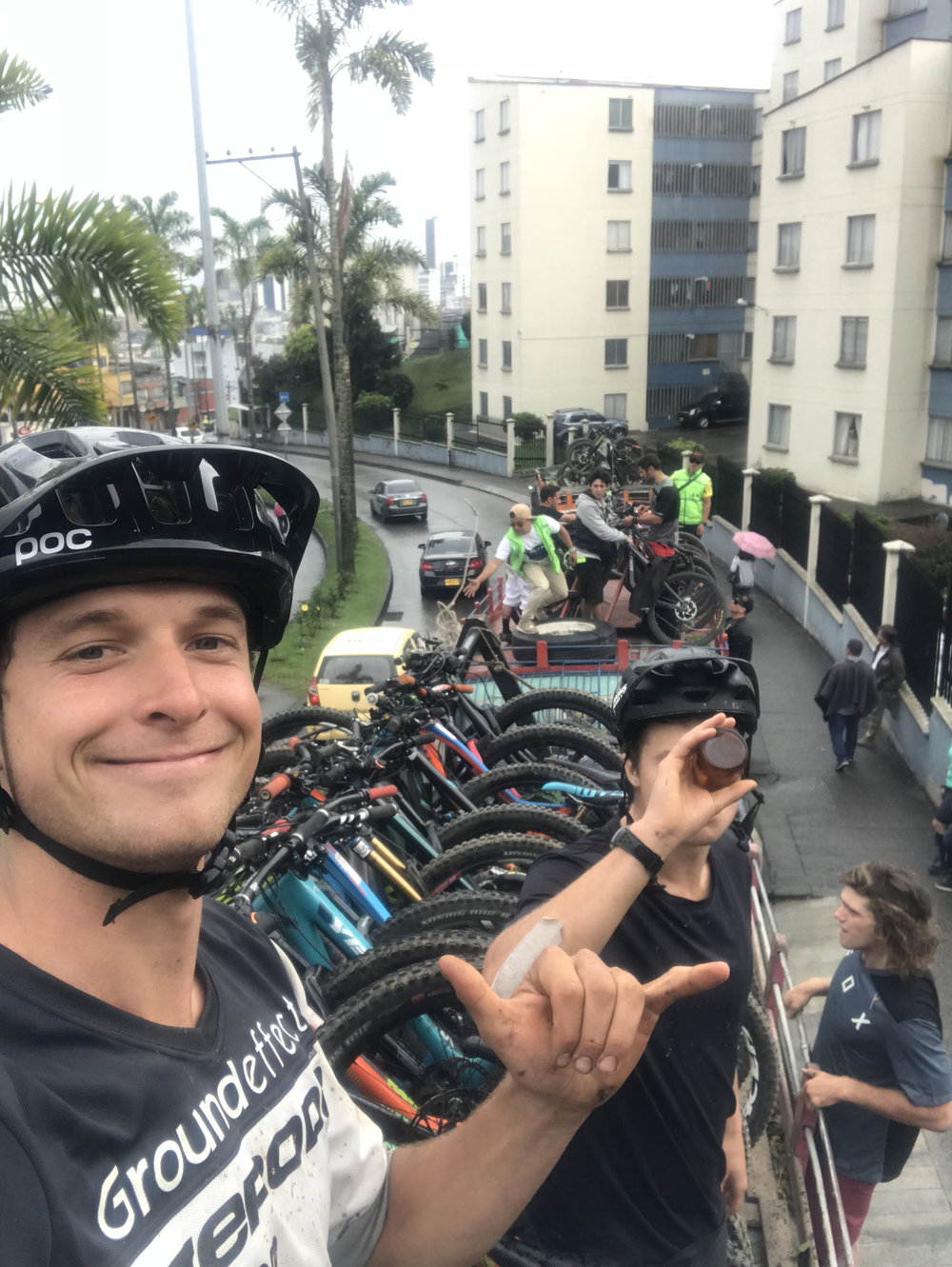 Sam Shaw Selfie