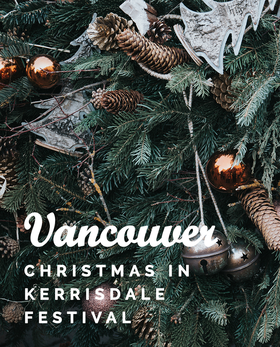 Christmas in Kerrisdale Festival - A much-loved Christmas festival returns to Kerrisdale this year! In addition to Santa's visit, expect a festive array of performances such as strolling brass bands, quartets, and carollers, as well as fun horse and carriage rides. The Kerrisdale Arena will be open for free ice skating on December 17, so get your skates ready for a fun family's night out on the ice!WHEN:Saturdays in December (2, 9, 16, 23) • 12pm to 4pmFree skating at Kerrisdale Arena: December 17 • 5:30pm to 7pmWHERE: Kerrisdale Village, Vancouver (map)COST: FREE
