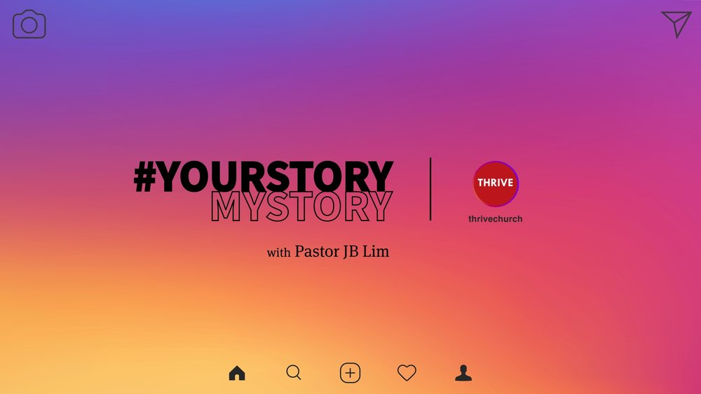 your story my story sermon serires