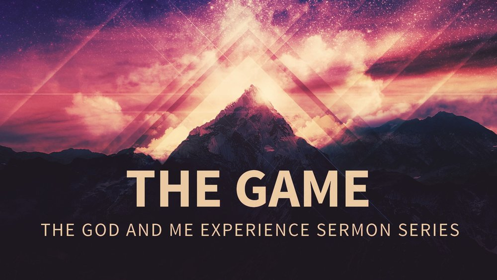 God And Me Experience Sermon Serires