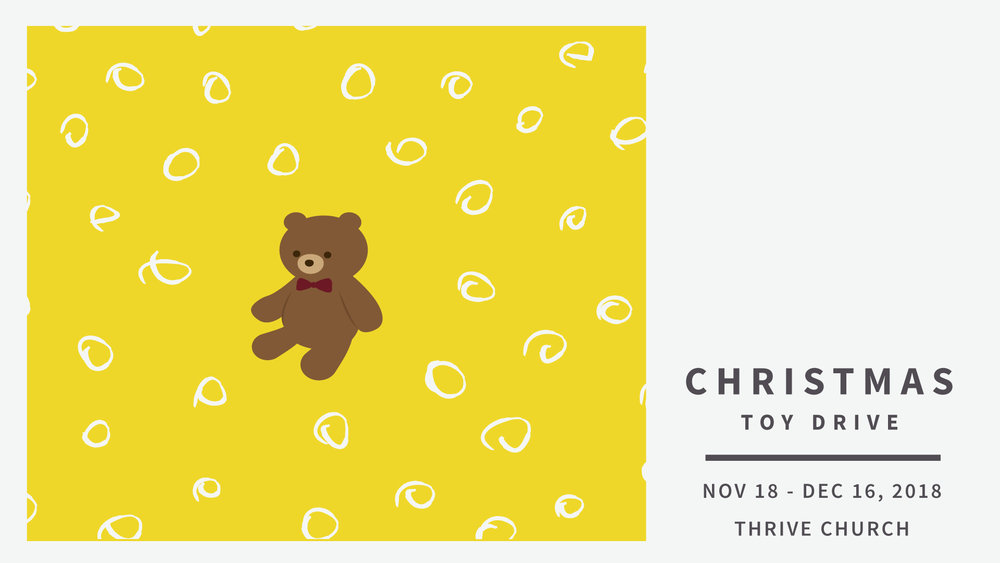 thrive church vancouver christmas toy drive
