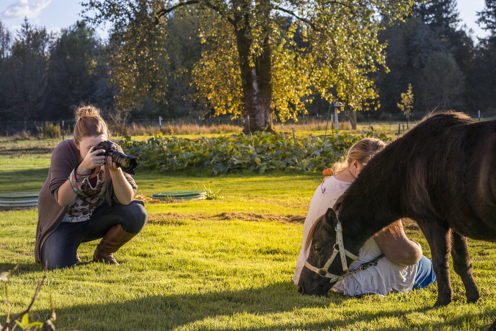 Behind the scenes with Premier WA Equestrian Photographer Miranda Plyler of NMP Images