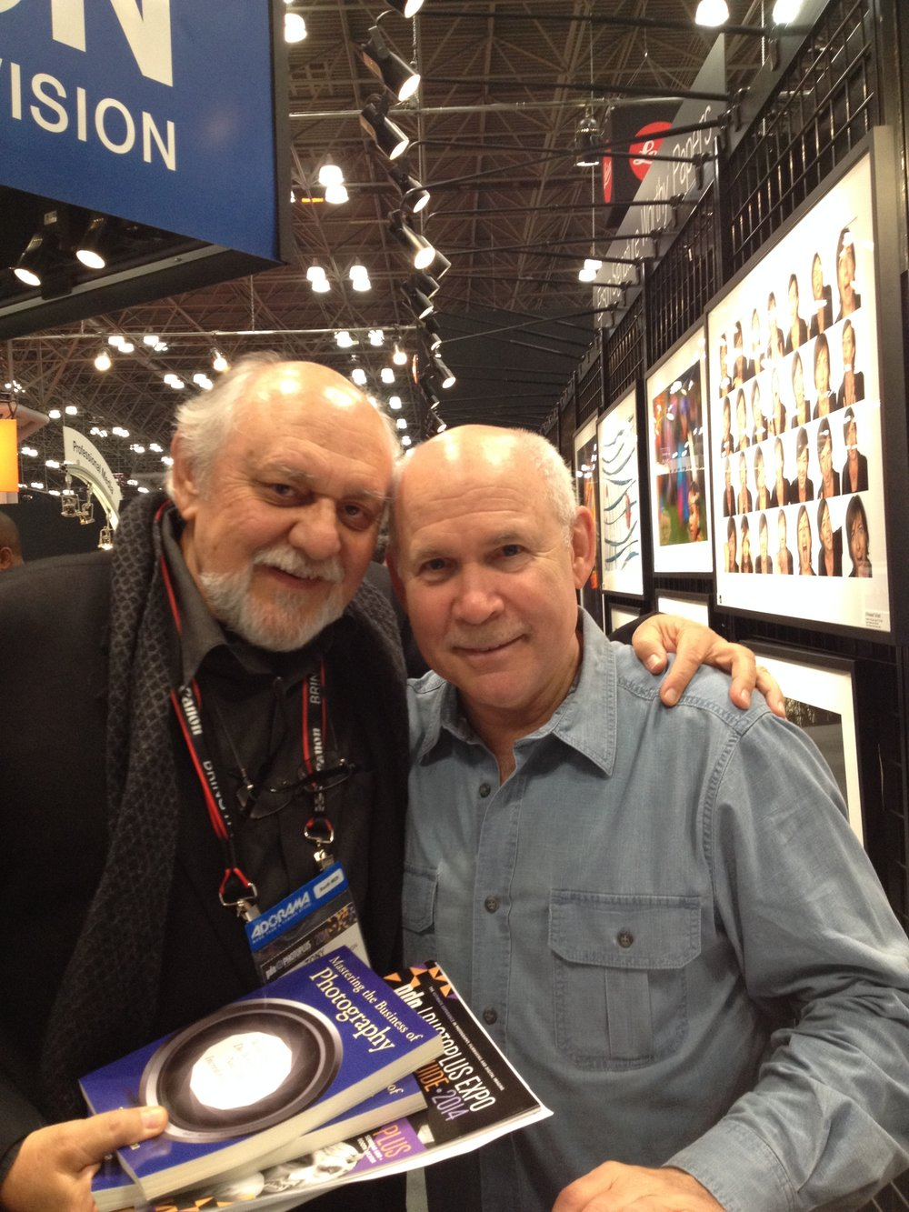 PhotoPlus Expo with Legendary Photographer Steve Mccurry