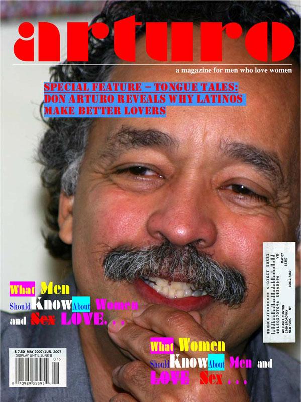 Arturo Magazine # 4, 2007