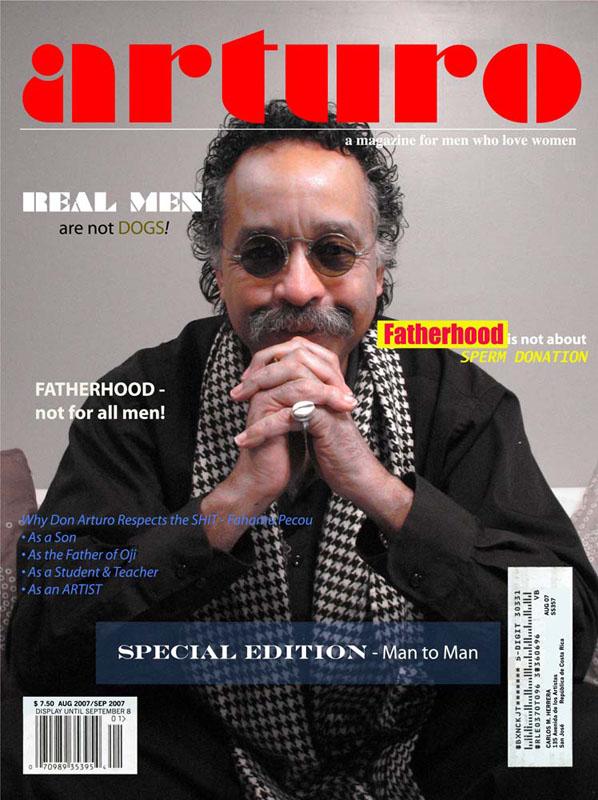 Arturo Magazine # 9, 2007