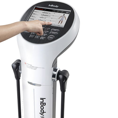 INBODY BODY COMPOSITION TESTING