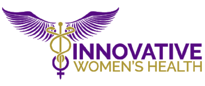 Innovative Women's Health - Privacy Policy section with Logo