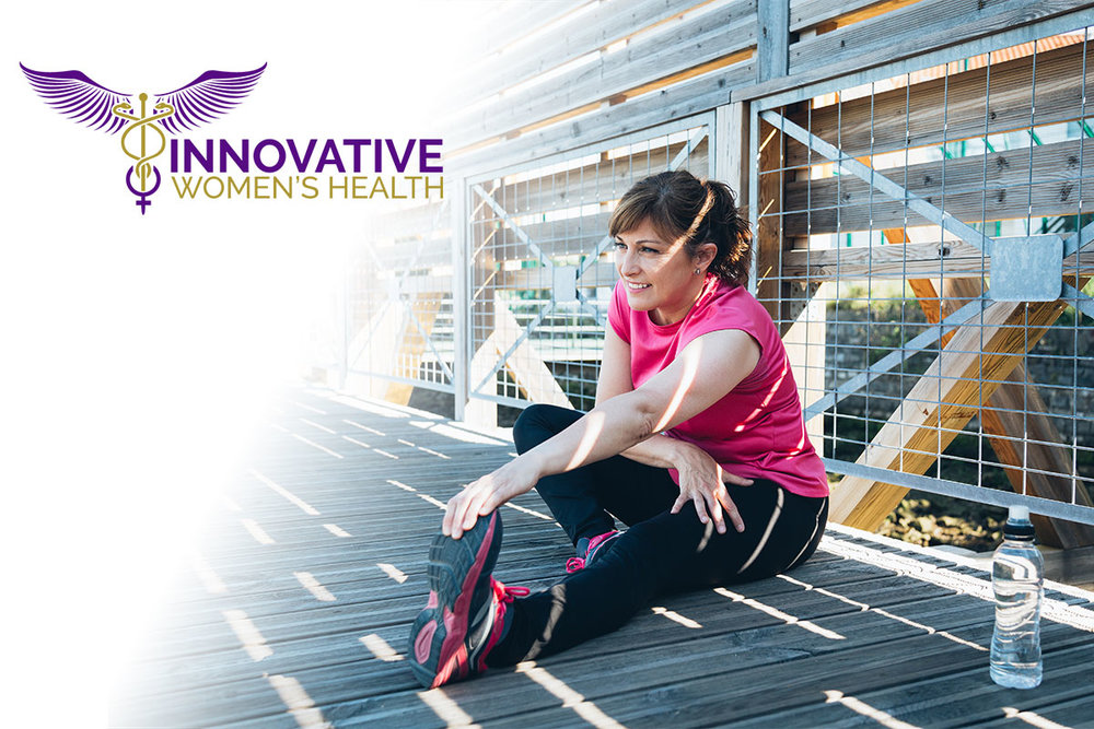 At Innovative Women's it's never too late for a new year's new you...