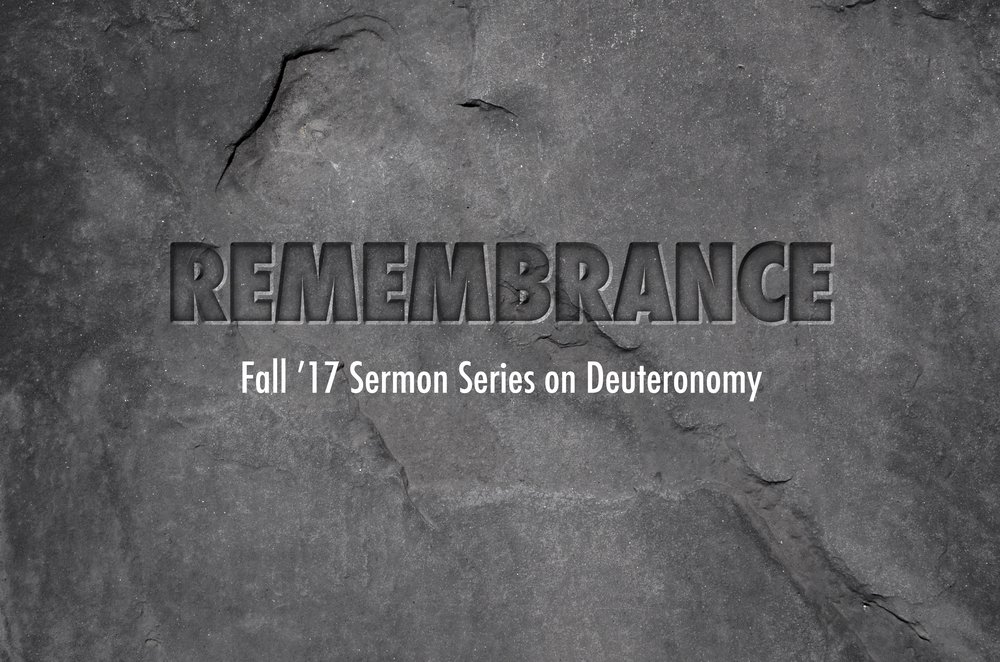 Join us this Sunday! - Deuteronomy 2:26-37