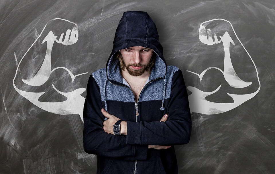 How to strengthen my WEAK heart . . .this WEEK - by Robert Krumrey