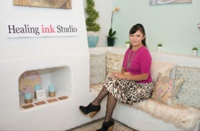 Creating Healing ink Studio has been an answer to my prayer!