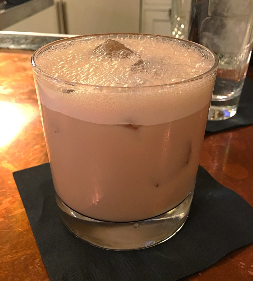 I'll say it again: the White Russian is my holiday cocktail of choice. :)