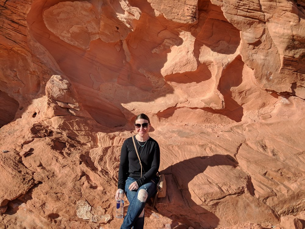 Couldn't resist! One more from Valley of Fire State Park.