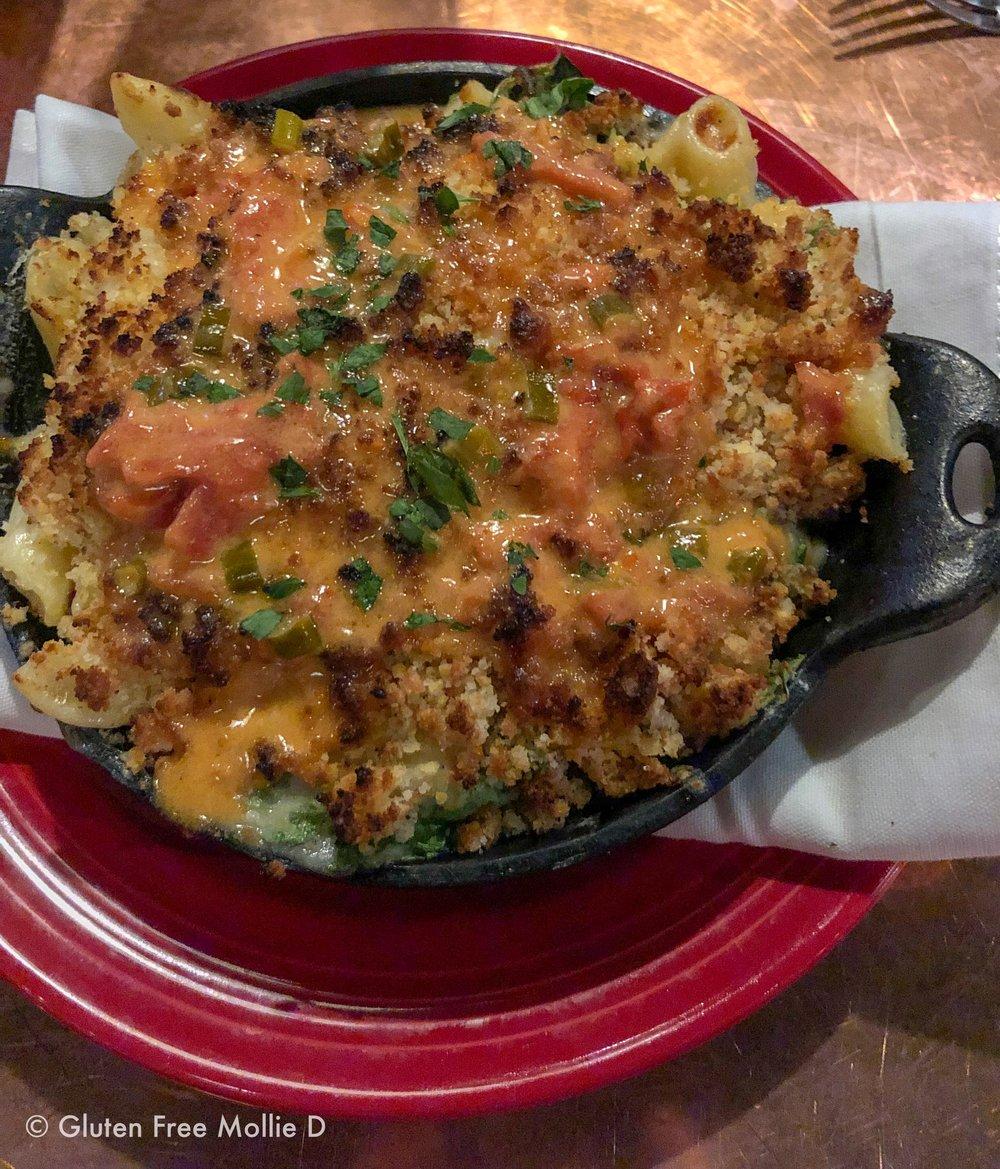 Veggie Mac and Cheese. Omg.