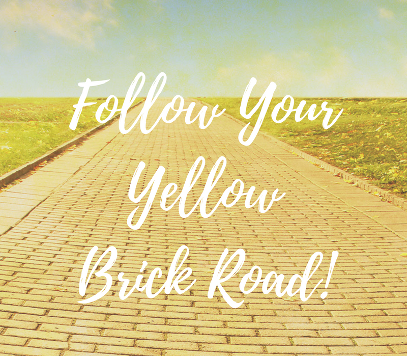 Purpose By Design: July 20th - 23rd 2017 Theme 'Follow Your Yellow Brick Road'.