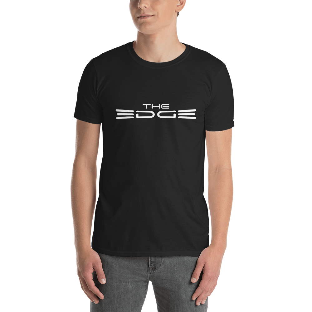"""The Edge"" T-shirt (Black)"