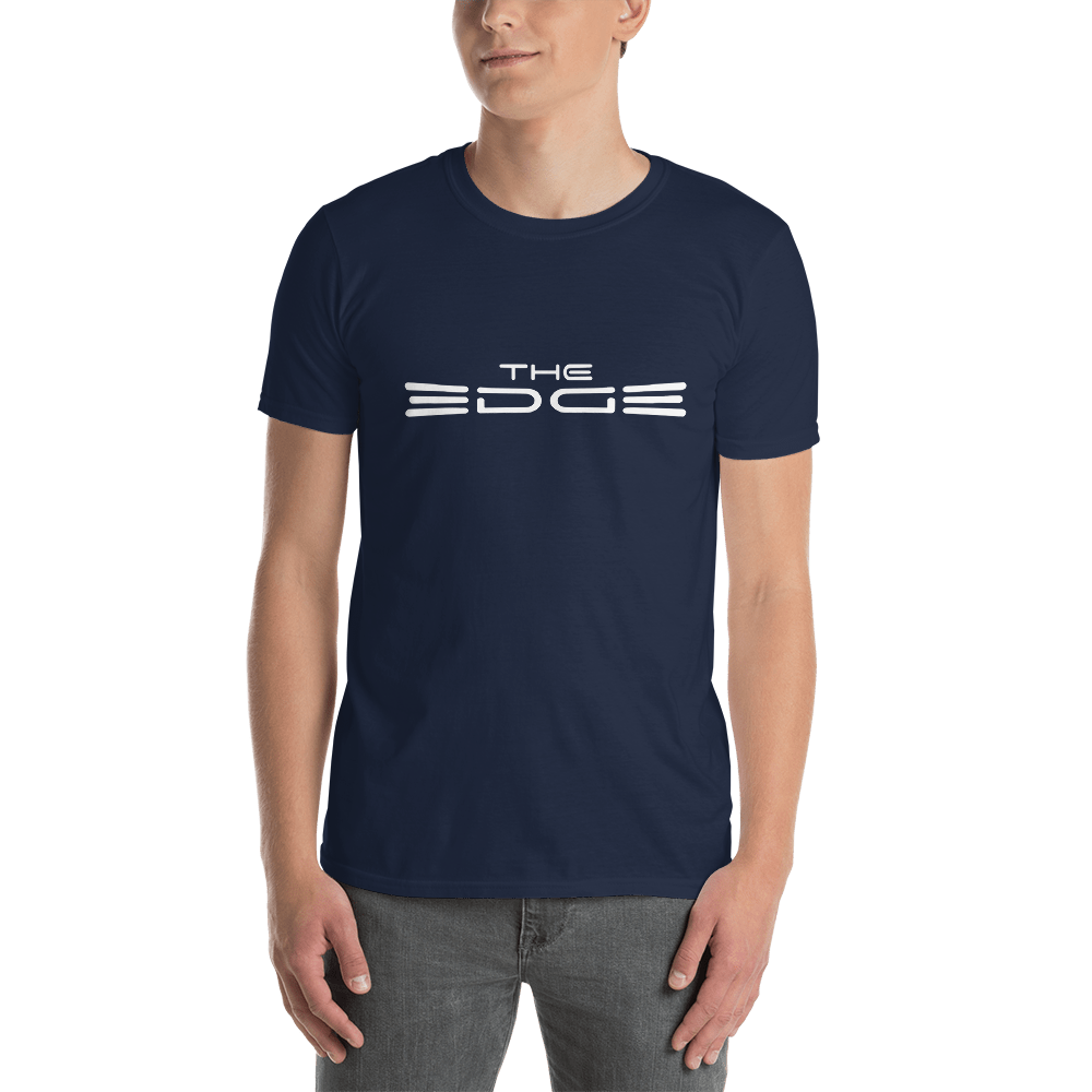 """The Edge"" T-shirt (Navy)"