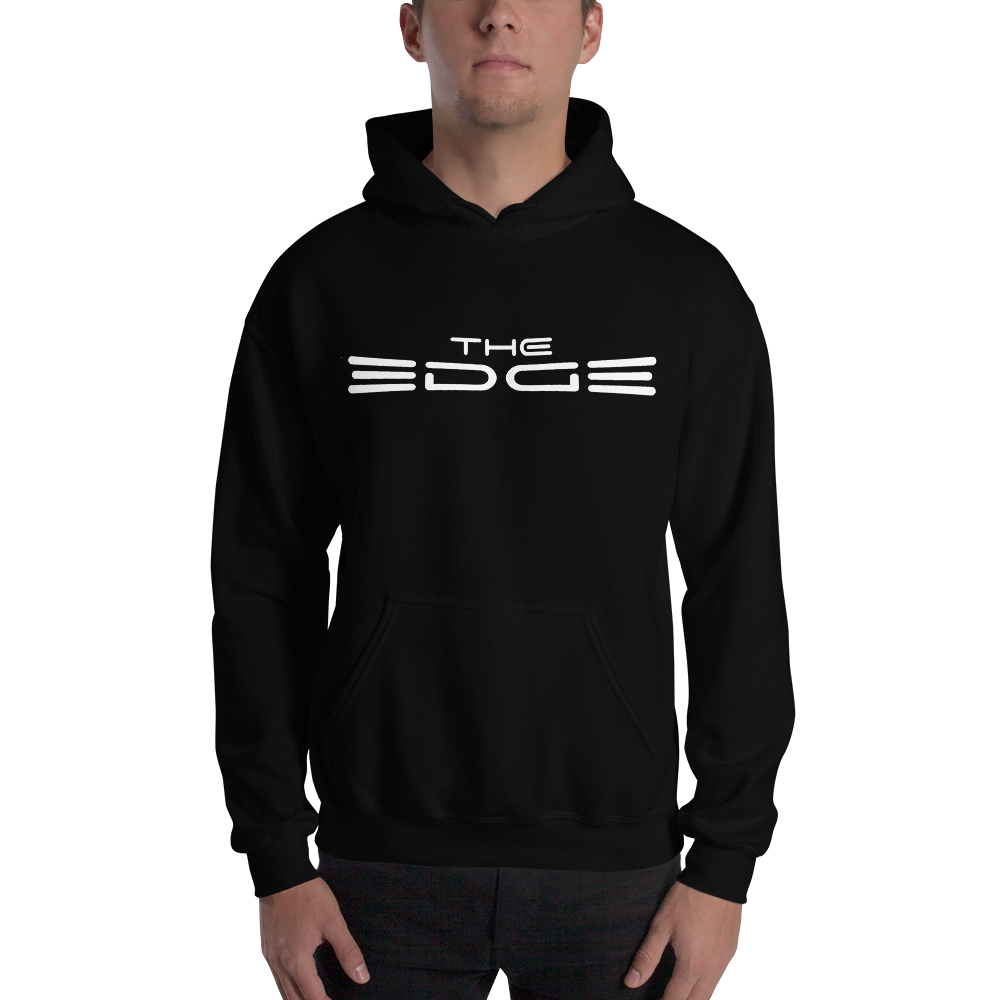 """The Edge"" Hoody (Black)"