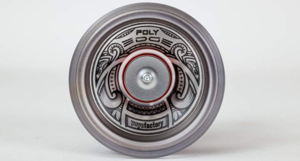 Poly Edge - The most fun you will ever have with a yoyo(Exclusive to EvanNagao.com)