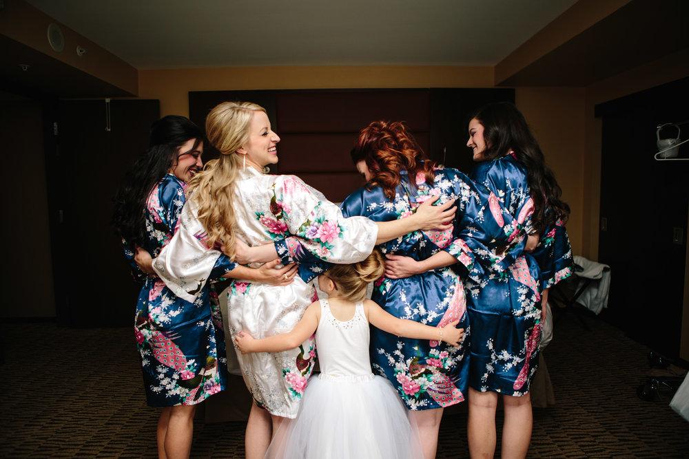 Lauren Baker Photography Millennium Hotel Minneapolis wedding
