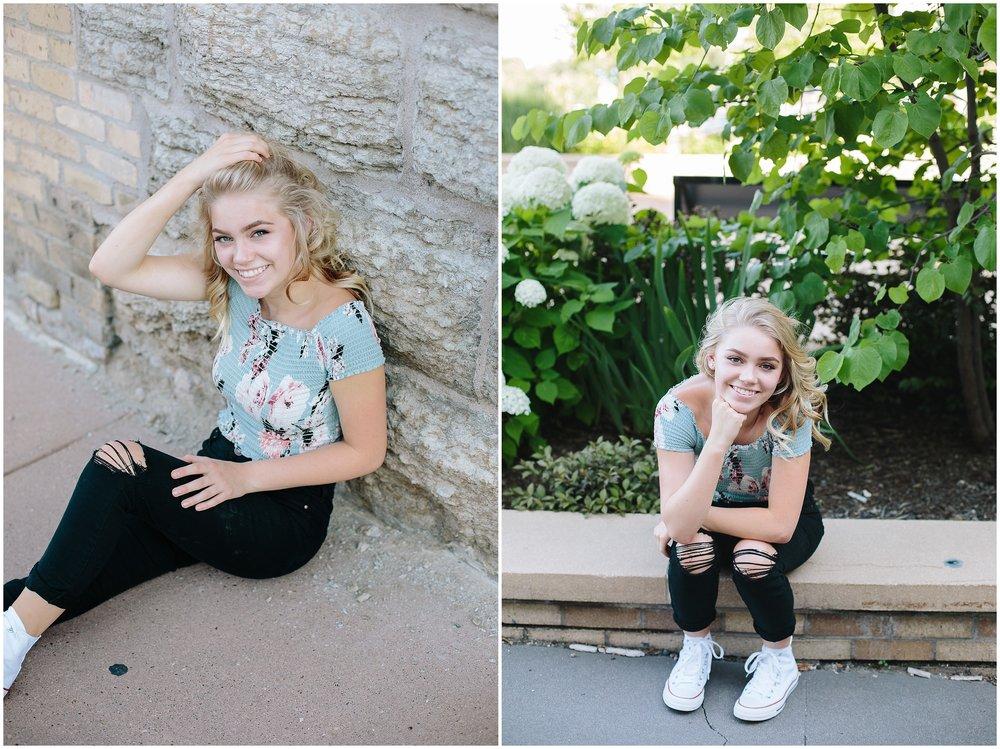 Lauren Baker Photography Senior Photography session