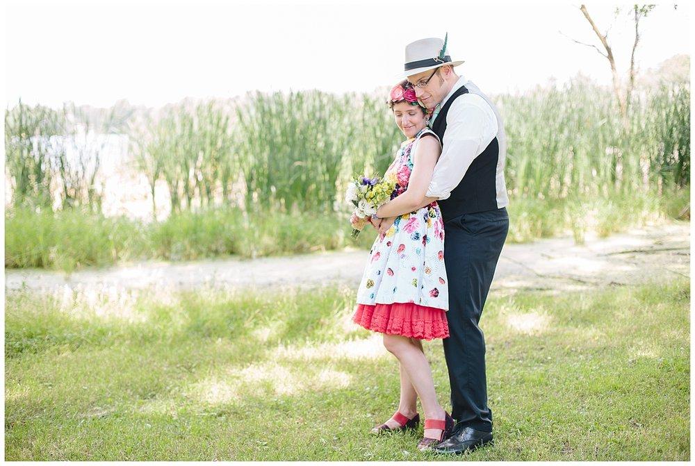 Lauren Baker Photography Snail Lake Regional Park wedding