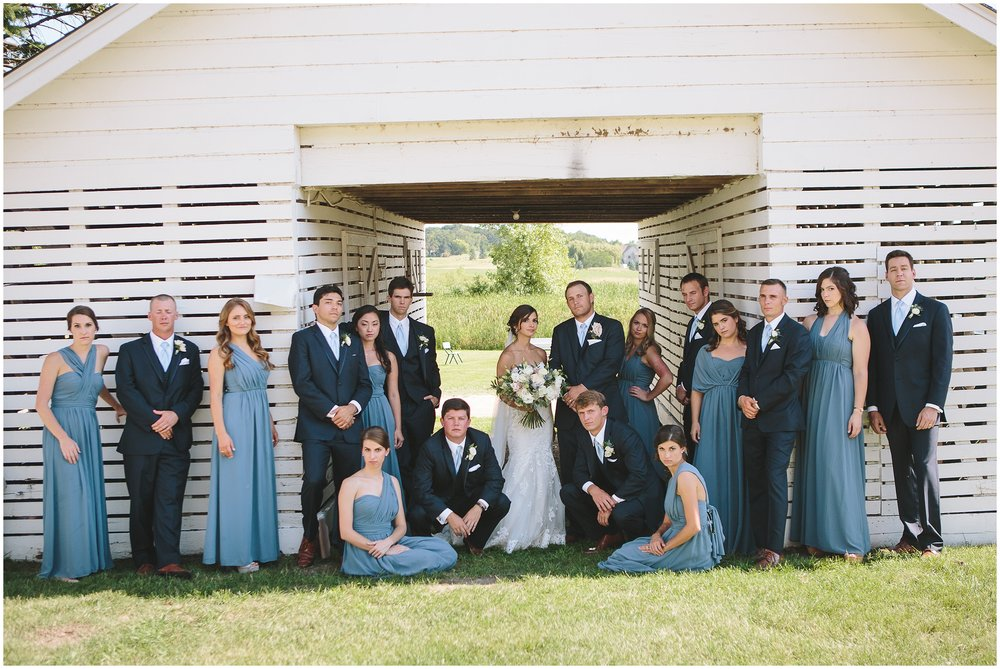Dellwood Barn Weddings Summer wedding
