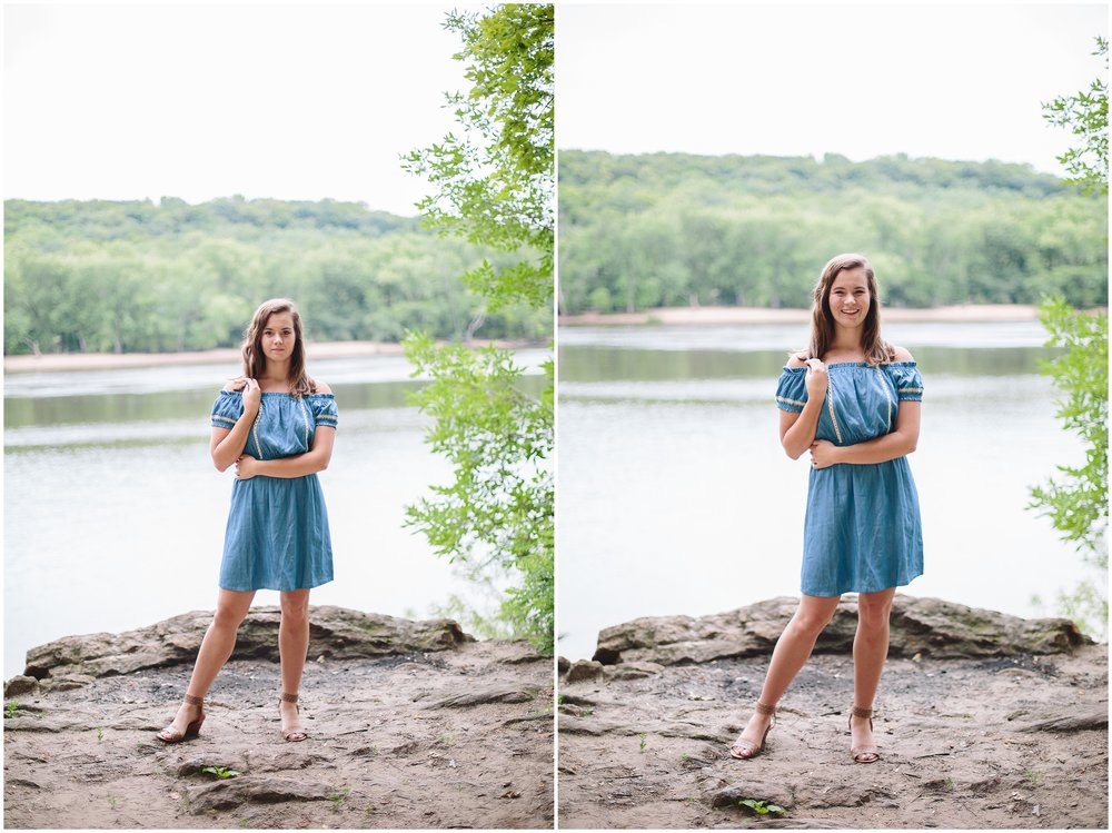 Lauren Baker Photography Stillwater, MN Senior Photography session