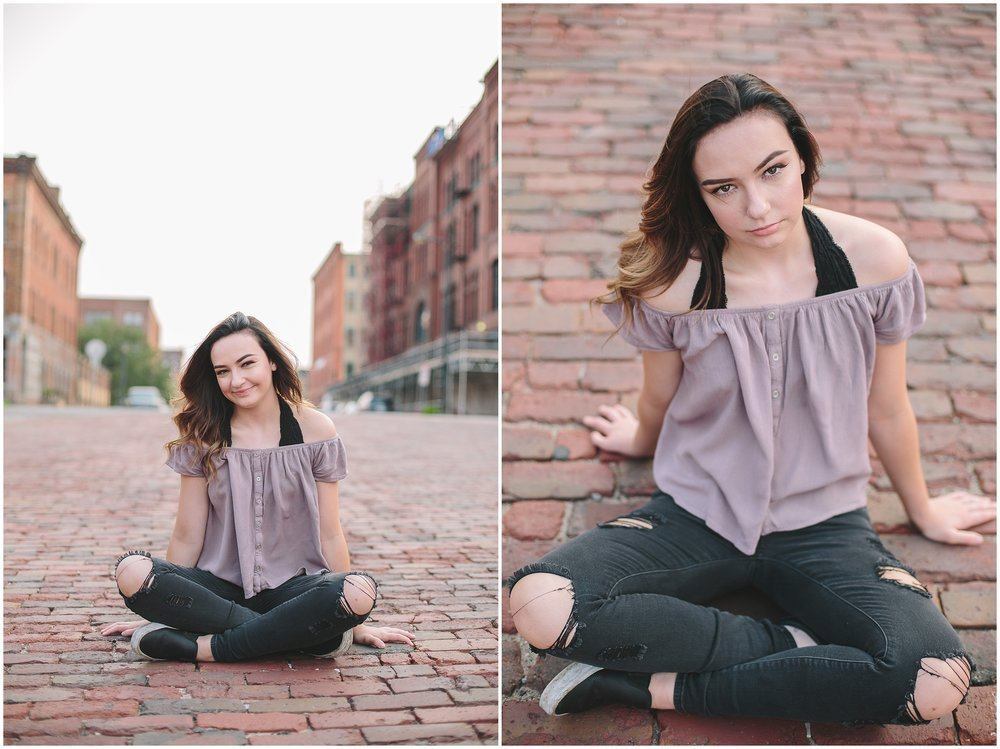 North Loop Minneapolis Senior session