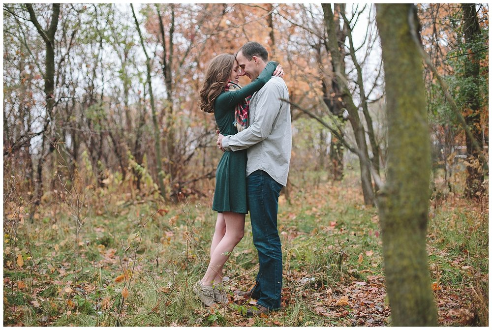 Lauren Baker Photography Elm Creek Regional Park Engagement Session