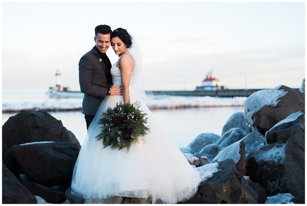 Lauren Baker Photography Duluth Greysolon Ballroom wedding