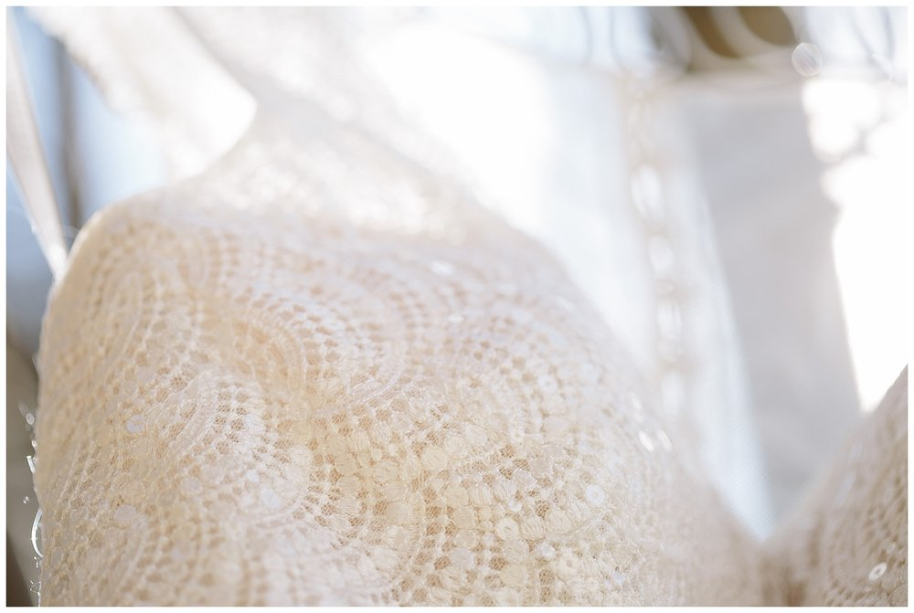 Lauren Baker Photography bridal gown