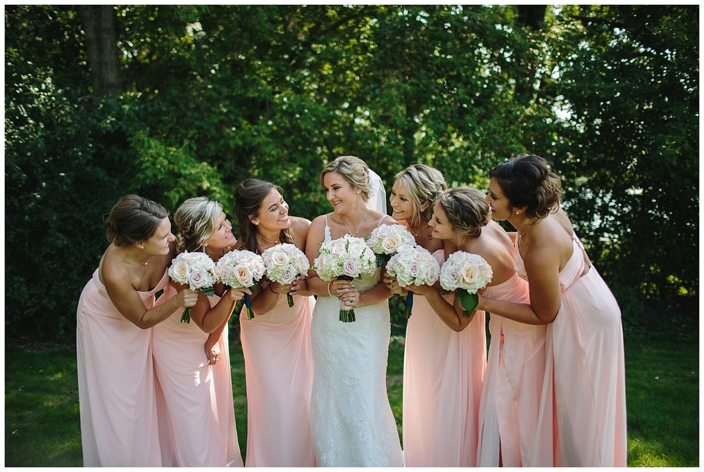 Lauren Baker Photography bridesmaids