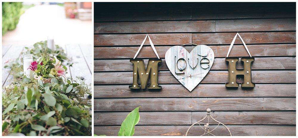 Lauren Baker Photography wedding details