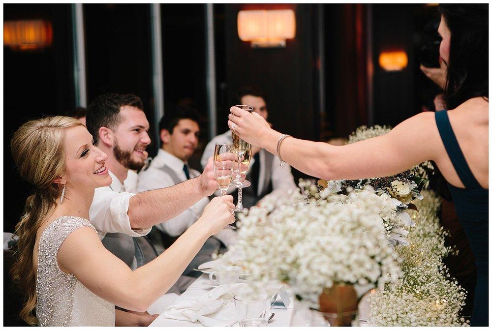 Lauren Baker Photography cheers reception