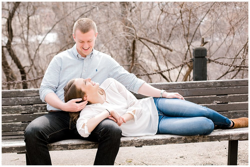 Lauren Baker Photography engagement session outfits