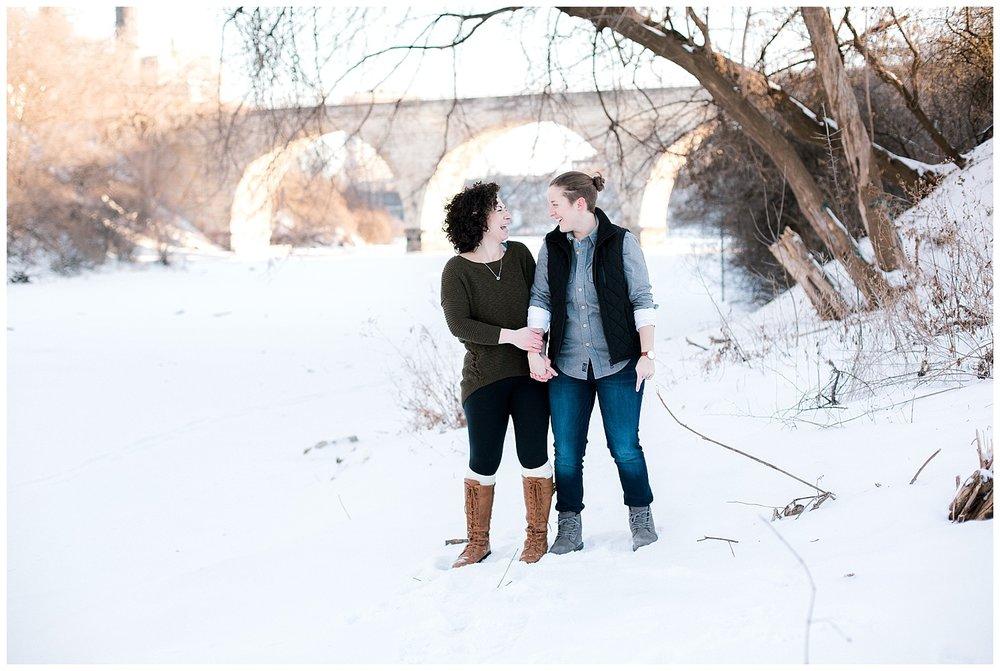 Lauren Baker Photography engagement session