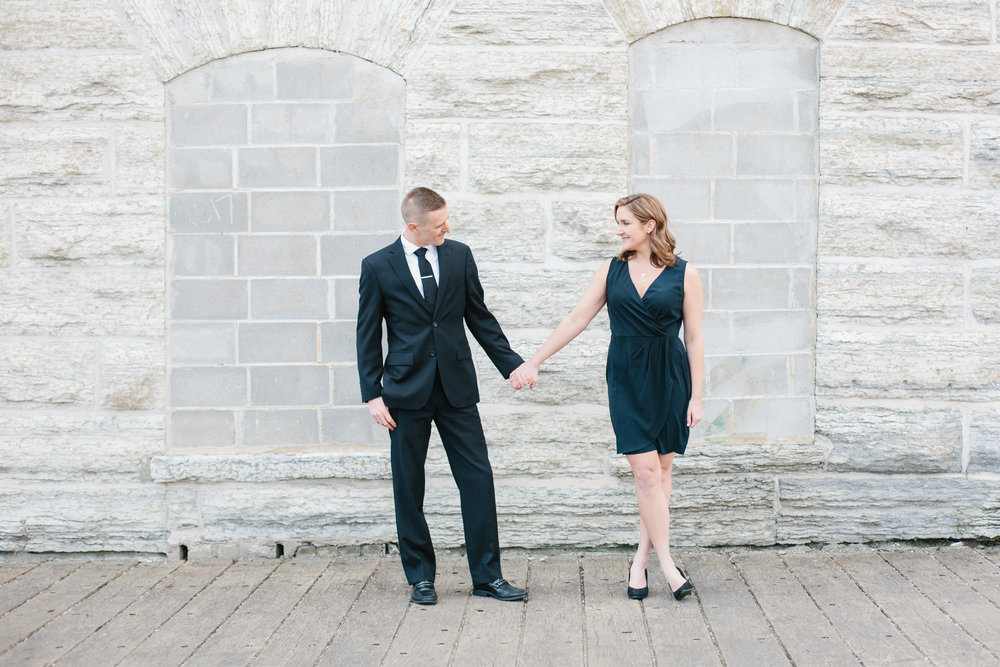 Lauren Baker Photography engagement style guide