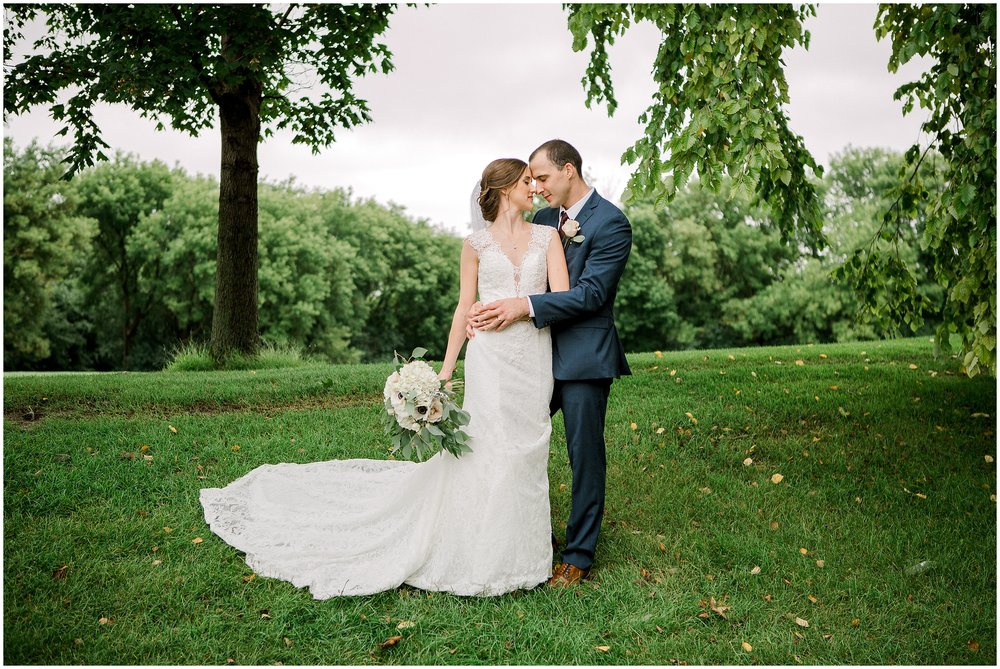 Lauren Baker Photography Edinburgh USA Golf Course wedding