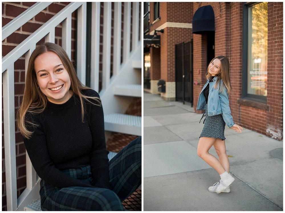 Lauren Baker Photography class of 2019 high school seniors Minneapolis