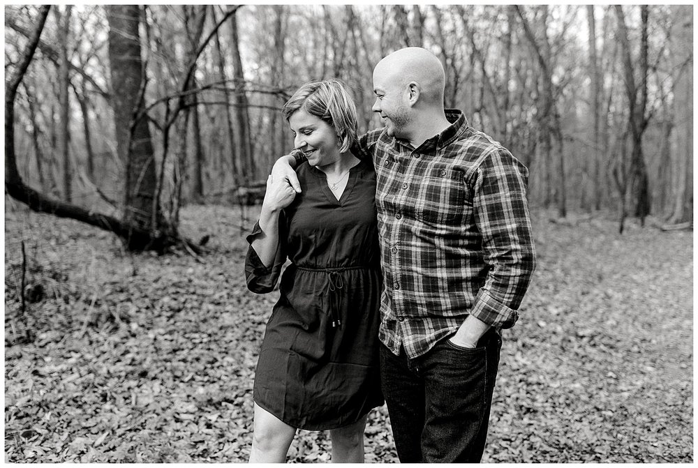 Lauren Baker Photography Willow River State Park Minnesota engagement wedding photographer