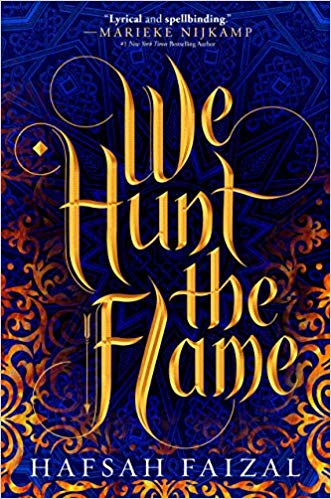 In a world inspired by ancient Arabia, WE HUNT THE FLAME follows a girl named Zafira, who must disguise herself as a man to seek a lost artifact that could return magic to her cursed world.
