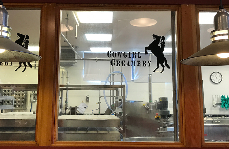 Welcome to the Cowgirl Creamery