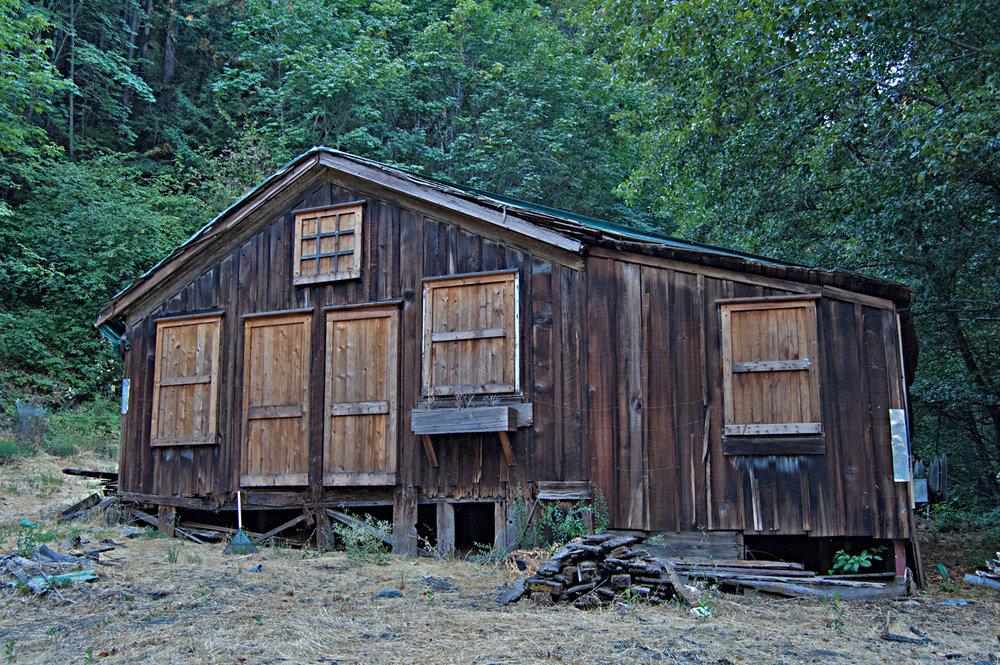 Pourray Ranch cabin