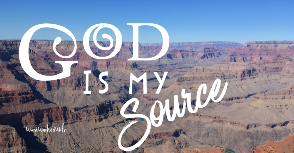 grand canyon god is my source.PNG