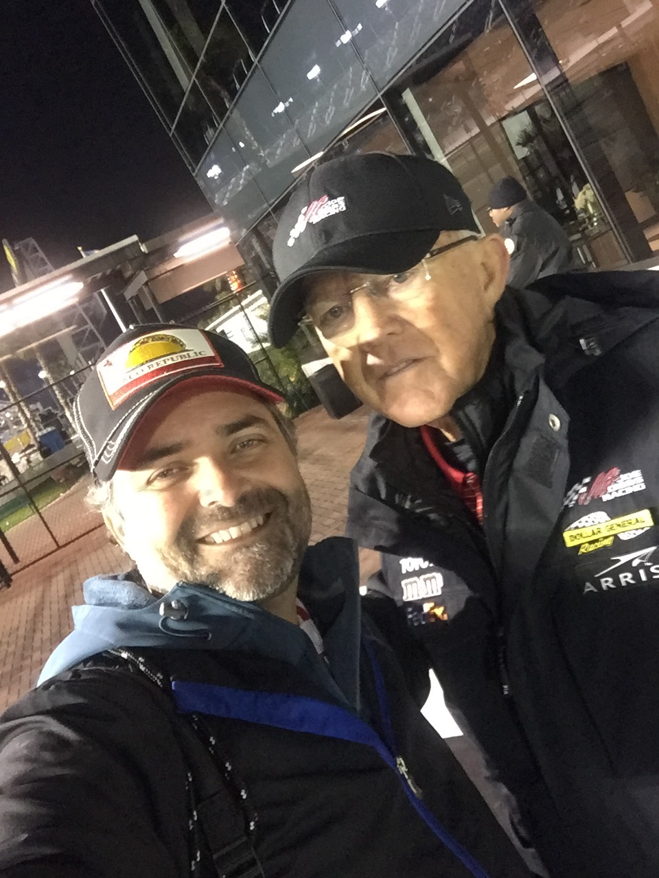 lui with coach gibbs in daytona.jpg