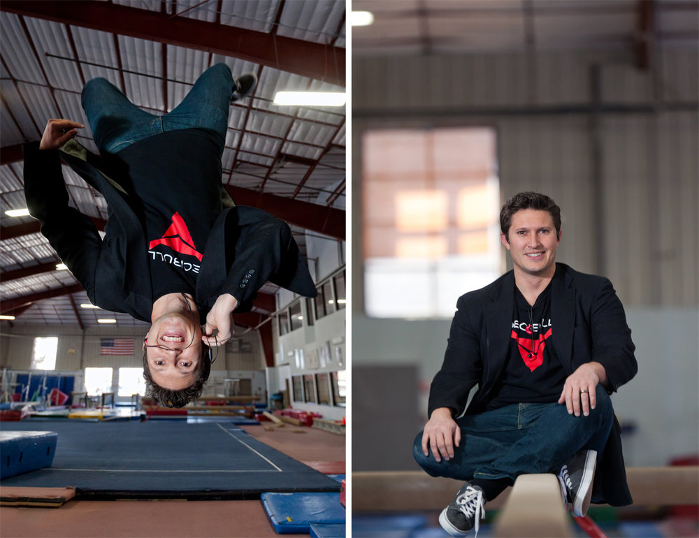 Kyle Kirkpatrick, Founder & CEO Decibullz