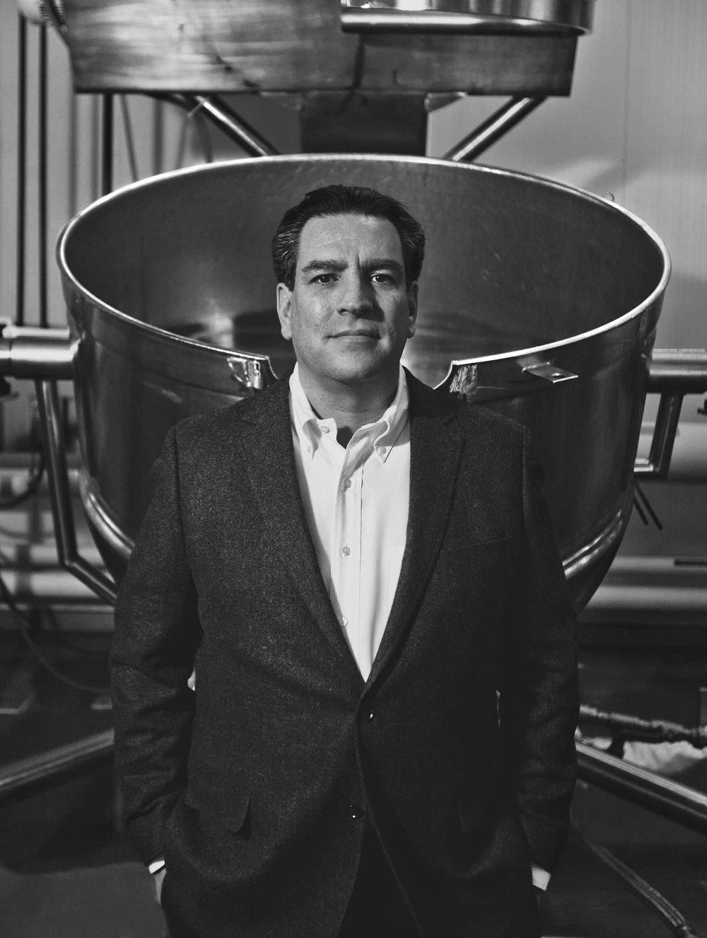Ready Foods CEO Marco Antonio Abarca