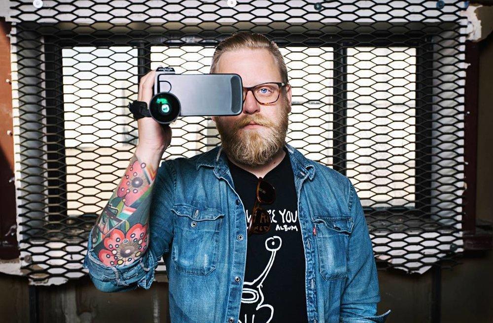 Cinebody CEO Scott McDonald